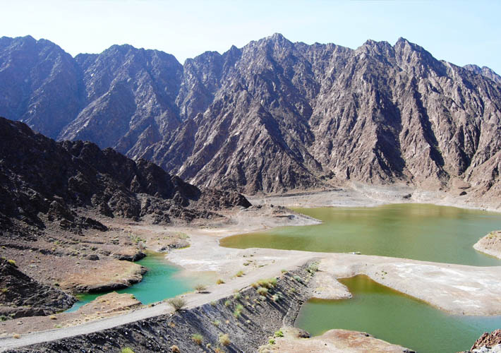Hatta Mountain Tour from AED 100 only