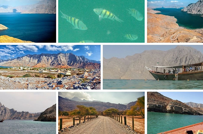 Musandam Tour deals 2018