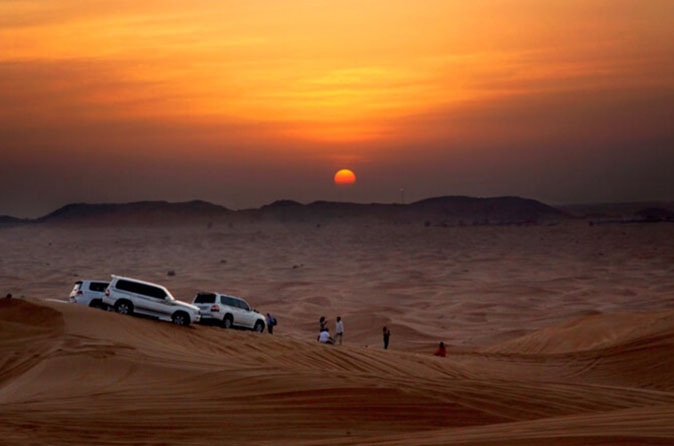 Evening Desert Safari Cheap Deals
