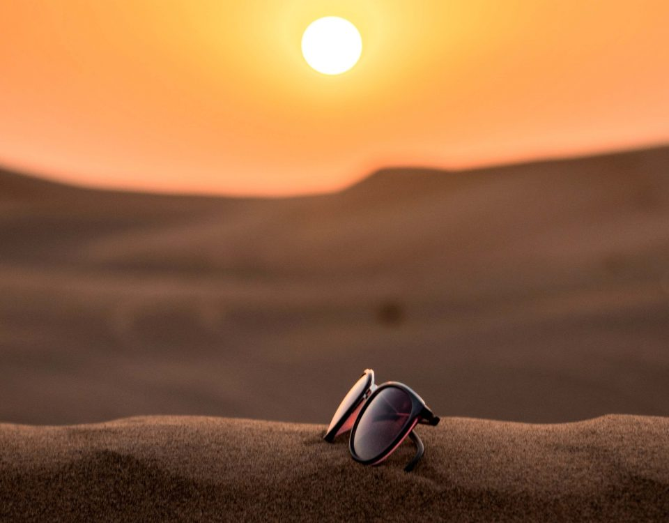 dubai desert safari in summer